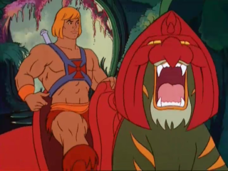 4 7 He-Man and Battle Cat
