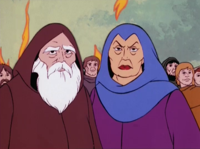 7 8 Old Woman Evil-Lyn