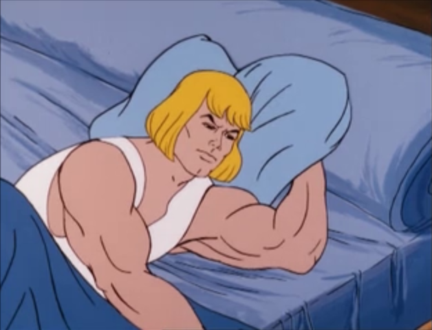 43 6 Sleeping Prince Adam