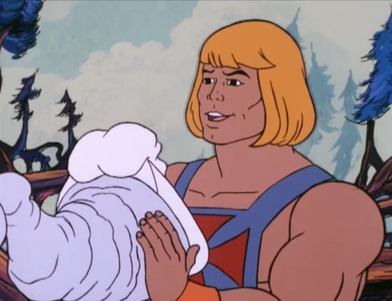 53 13 he pretty much made rainbows he man reviewed