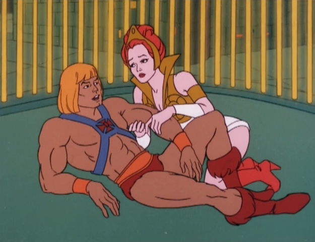54 11 Teela Feels His Muscles