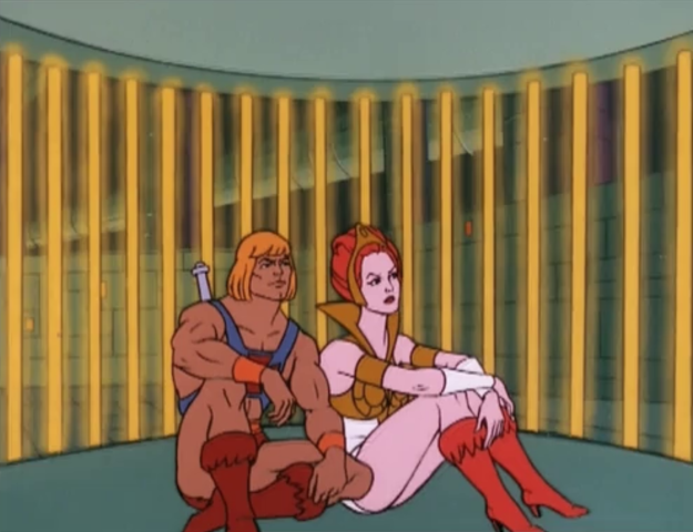 54 12 He-Man and Teela Give Up