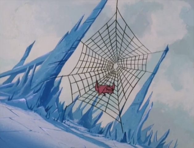 64 11 Caught in a Web