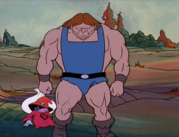 65 4 Orko a Giant and a Bag of Weed