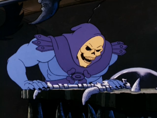 201 9 Skeletor is Watching Again