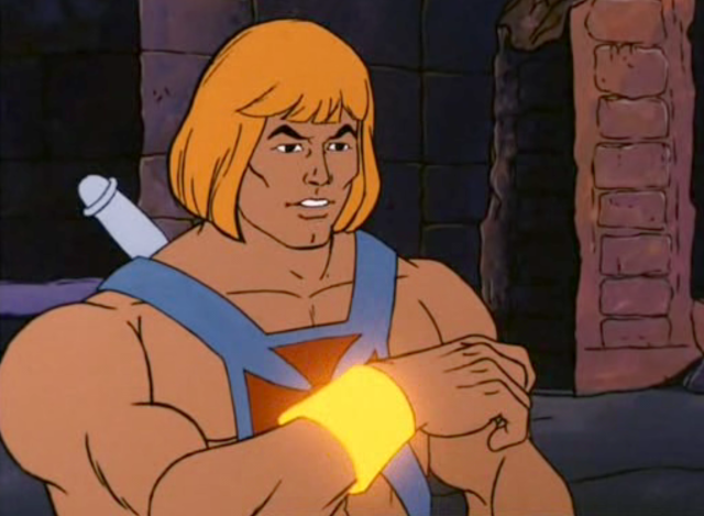 207 18 Theres Trouble at Castle Grayskull