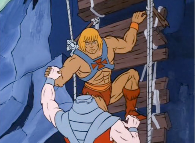 236 14 Blind He-Man to the Rescue
