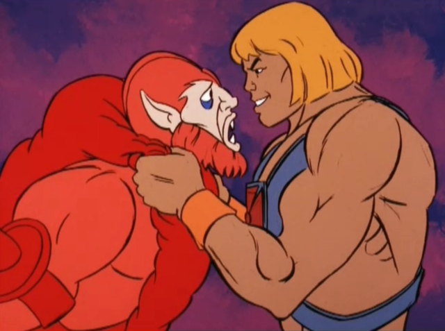 1 8 Kissing Beast Man